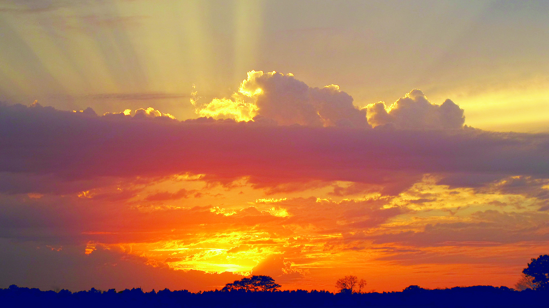 Sunset -Nature- VahanaSite