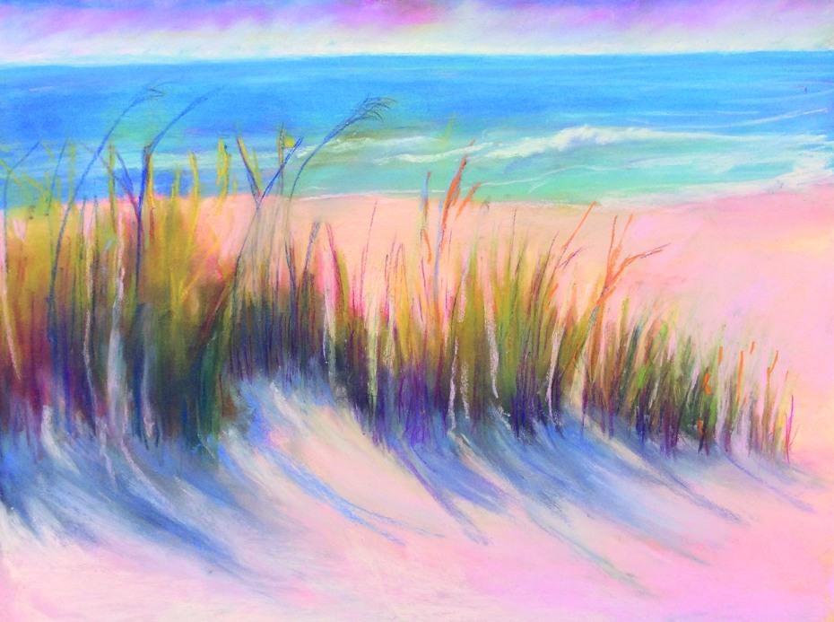mary-ocean-shore-light